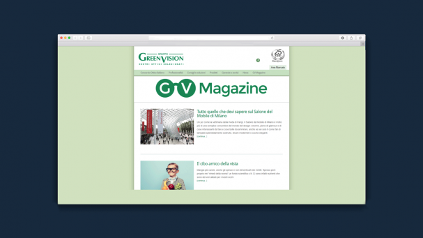 GreenVision magazine
