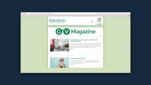 GreenVision magazine