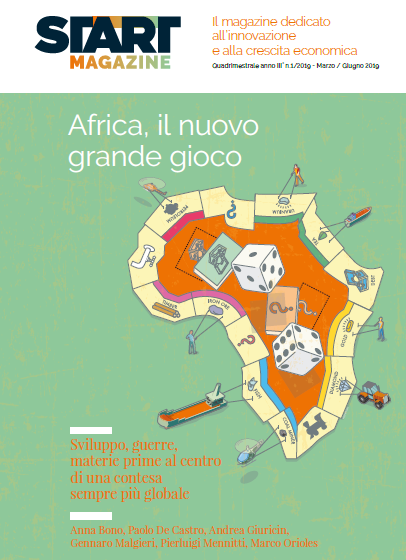 Copertina Start Africa Innovative Publishing