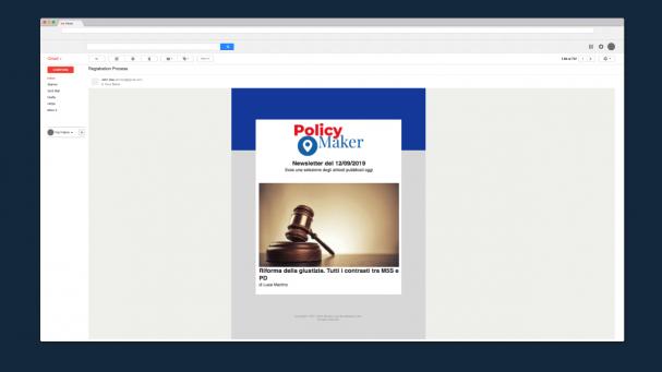 Newsletter Innovative Publishing